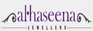 Al Haseena Jewellery Dubai logo