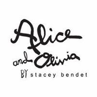 Alice & Olivia by stacey Bendet Dubai logo
