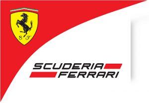 Scuderia Ferrari Dubai logo