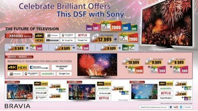 Sony DSF Deals