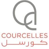 Courcelles Dubai logo