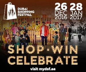 Shop, Win and Celebrate this DSF | Dubaisavers