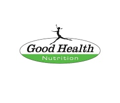 Good health nutrition Dubai logo