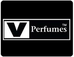V Perfumes Dubai logo