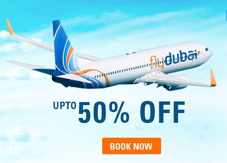 Up to 50% Off on Flydubai - Dubaisavers