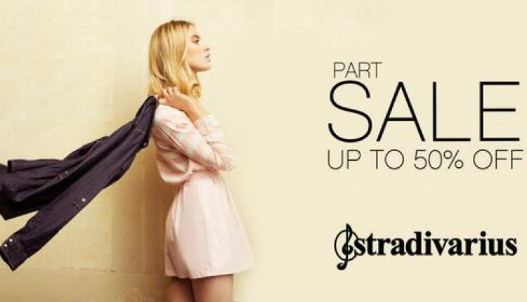 Stradivarius Part Sale - Dubaisavers