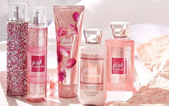 Pink Cashmere Buy 2 Get 1 Free offer at Bath & Body Works - Dubaisavers