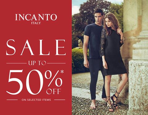 Incanto Part Sale - Dubaisavers