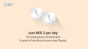 Toyota Service Package offer - Dubaisavers