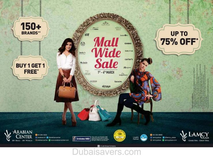 Lamcy Plaza Mall Wide Sale - Dubaisavers