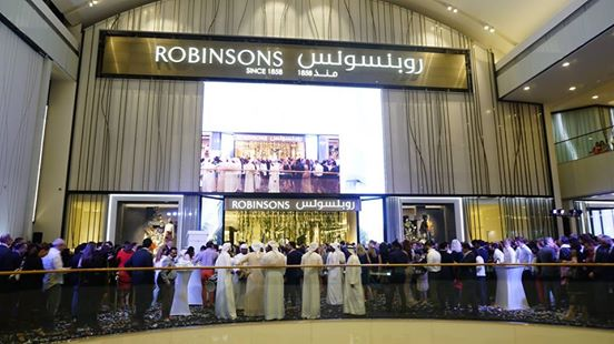 Robinsons Opens at Dubai Festival City - Dubaisavers