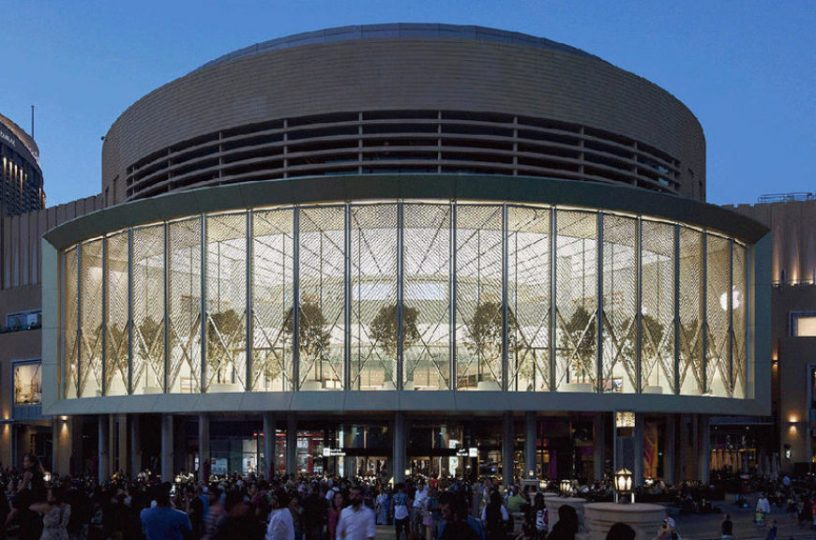 Apple store now open at The Dubai Mall - Dubaisavers
