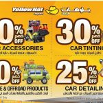 Yellow hat special offer