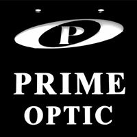 Prime Optics Dubai logo