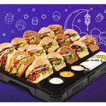 Ramadan Platter at Subway for AED 100