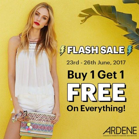 Ardene Flash Sale - Dubaisavers