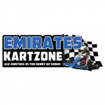Emirates Kart Zone Logo