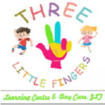 Three little fingers logo