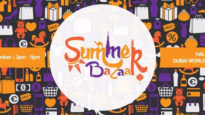 Summer Bazaar at DWTC - Dubaisavers