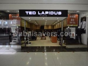 Up to 75% Off at Ted Lapidus - Dubaisavers
