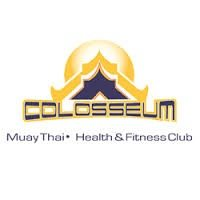 Colosseum Muay Thai Health & Fitness Club logo