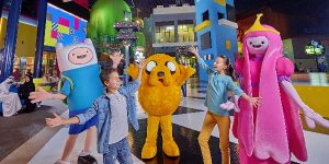 IMG Worlds of Adventure's 1st year anniversary offers includes a FREE entry on August 31st - Dubaisavers