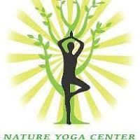 Nature yoga center logo