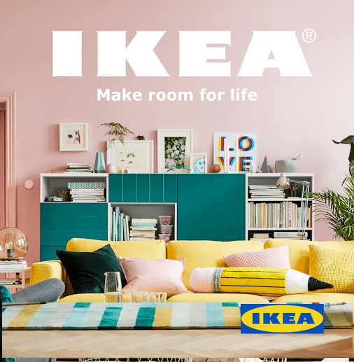 the new ikea catalogue 2018 is out. Black Bedroom Furniture Sets. Home Design Ideas
