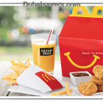 McDonald's Back to School promotion
