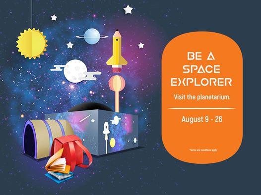 Oasis Mall Brings Solar System to Life with Kids' Planetarium - Dubaisavers