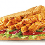 38% off on Six-Inch Subway Sandwich with Drink plus Chips Or Cookie Valid at four Restaurants