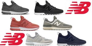 New balance introduces the 574 sport in celebration of the Dubai mall store opening - Dubaisavers