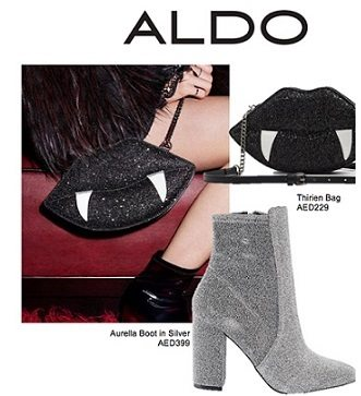 Be Scary and Stay Sassy with Aldo this Halloween