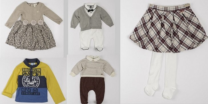 babyshop winter collection