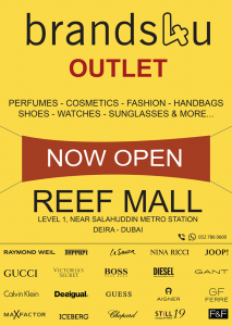 Brands4u Dubai's First Outlet store opens at Reef Mall - Dubaisavers