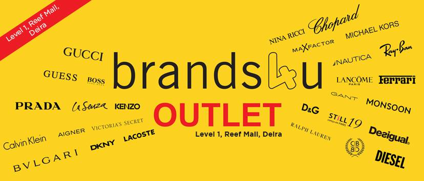 brands4u reef mall opening