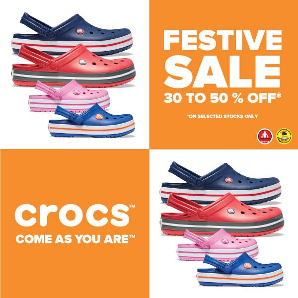 Crocs DSF sale - Dubaisavers