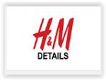 H&M Details Dubai logo