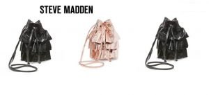 Ruffled bucket bag from Steve Madden - Dubaisavers