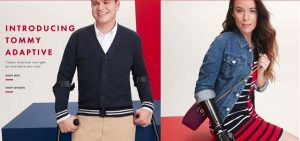 Tommy Hilfiger launches clothes for people with disabitilites - Dubaisavers