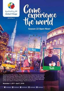 Experience the World at Global Village - Dubaisavers