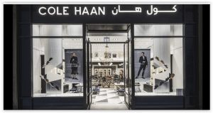 Cole Haan Unveils New Interior Design Concept at Dubai Mall Flagship Store - Dubaisavers