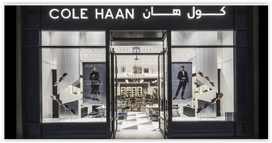 Cole Haan, the iconic American lifestyle accessories brand and retailer of  premium men's and women's footwear and accessories, has unveiled their  newly ...