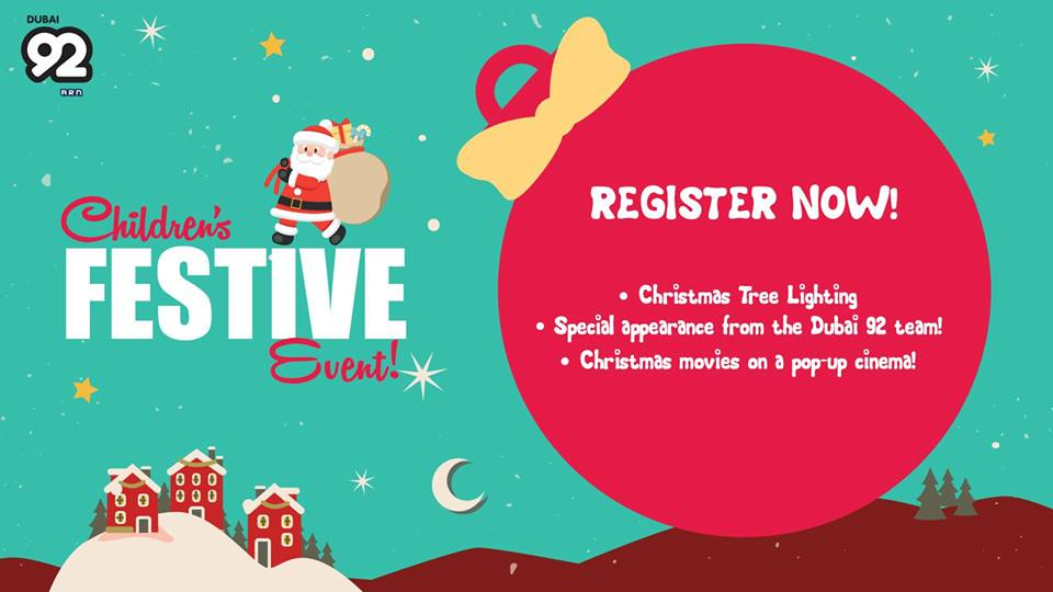 Children's Festive Event at ACE - Dubaisavers