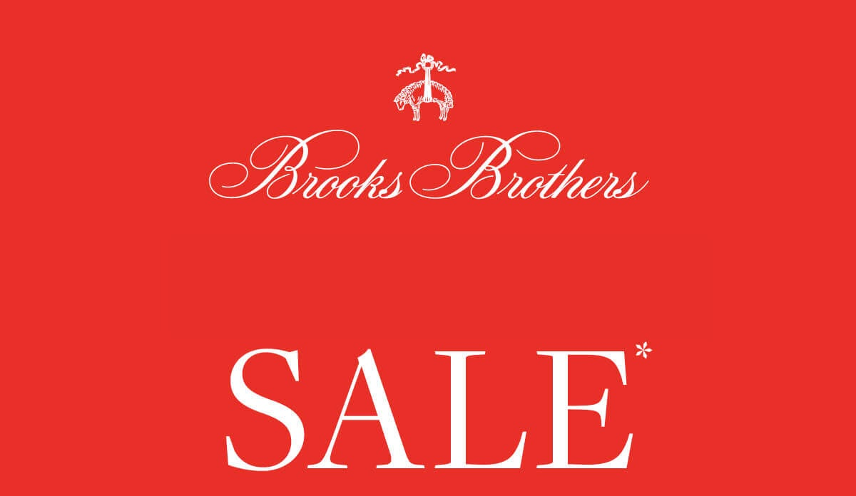 Part Sale Brooks Brothers - Dubaisavers