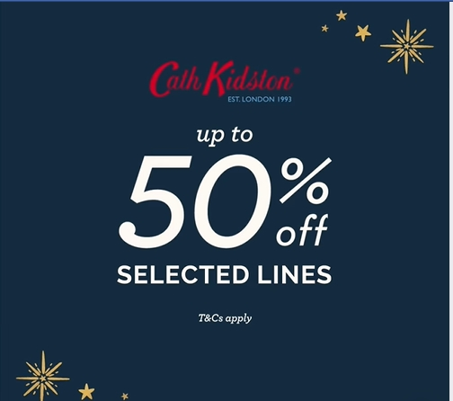 Cath Kidston Black Friday Sale - Dubaisavers
