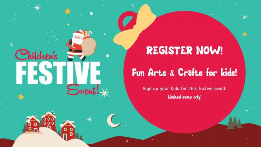 Children's Festive Event at ACE