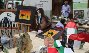 UAE National Day Celebrations at Dubai Garden Centre - Dubaisavers