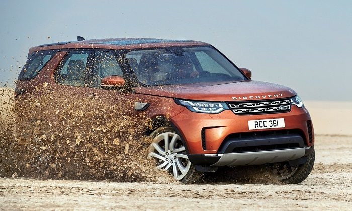 Special offer on All-New Discovery 2017 - Dubaisavers