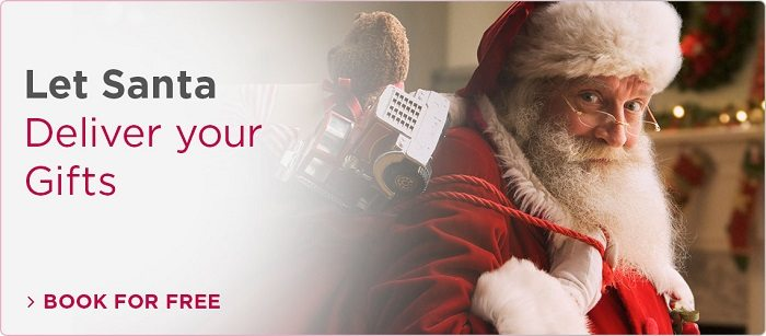 Mumzworld offers its shoppers an extra special delivery-A visit from Santa himself! - Dubaisavers
